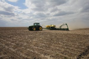 Kansas Cotton Planting